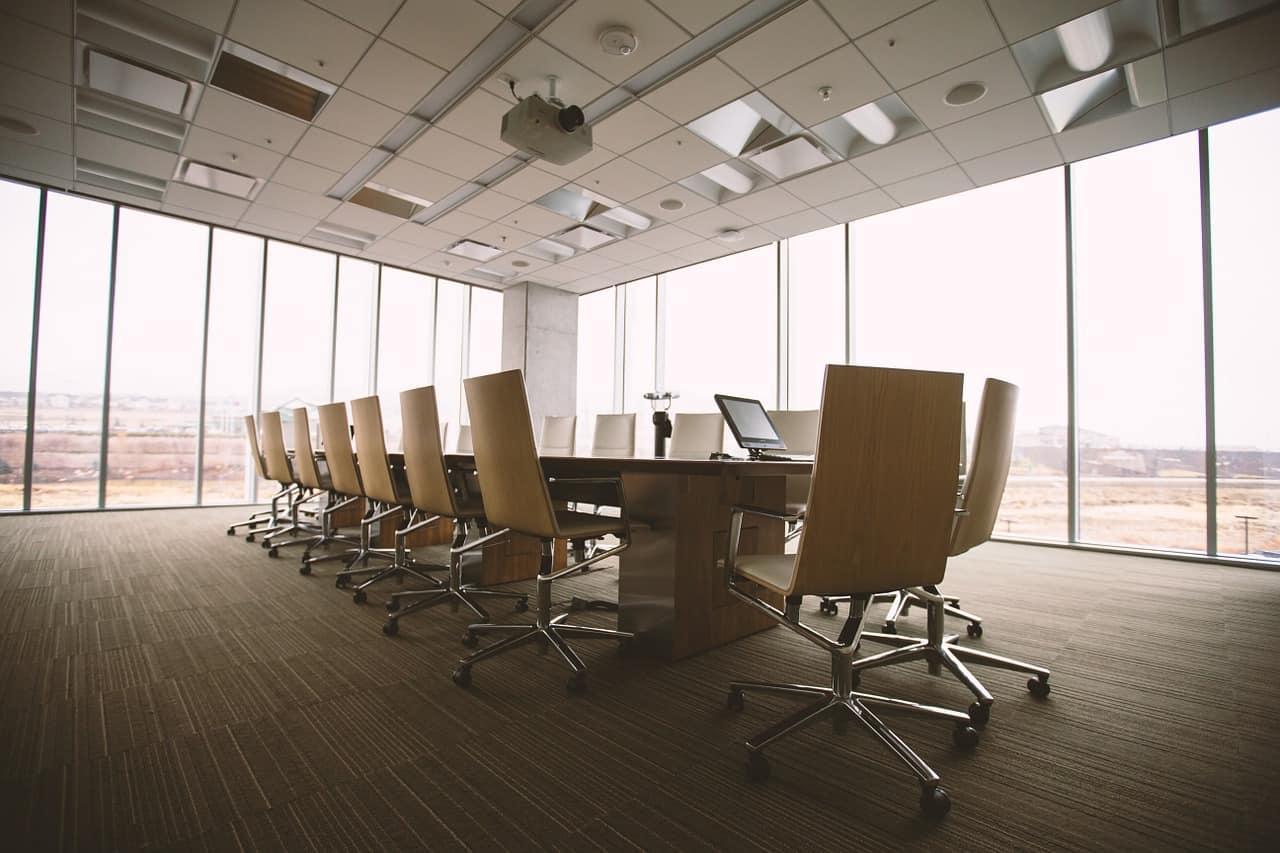 משרד גדול