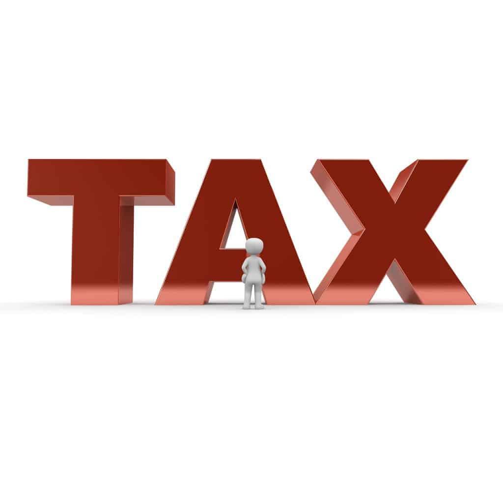 מה קורה אם לא משלמים מיסים